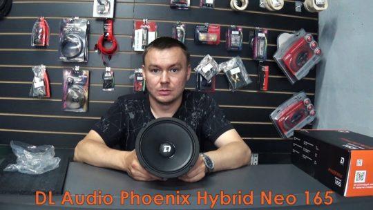 Обзор прослушка DL Audio Phoenix Hybrid Neo 165. Сравнение с Pride Solo v.2 6,5″