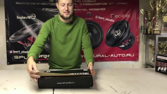 Шикарная замена штатки 2. DL Audio Gryphon Lite 165 Vs EDGE EDPRO65B-E6