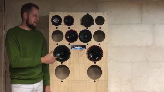 Шикарная замена штатки 1. DL Audio Gryphon Lite 130 Vs Pioneer ts-1339r Vs Штатка