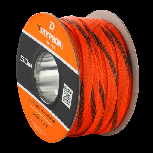 Gryphon Lite Wooven pipe 0 Ga Orange