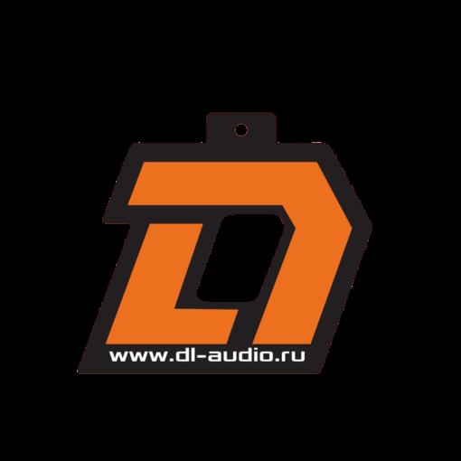 Ароматизатор DL Audio «Черный лед»