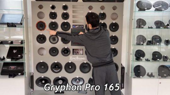 Обзор DL Audio Gryphon Pro 165 vs. Pride Solo mini 6,5 vs. Machete MM-60 NEO vs. Hannibal MH-61