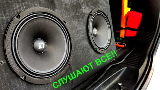УЛЬТРА-ЭСТРАДА 2020 ГОДА! DL Audio PHOENIX Hybrid Neo 200