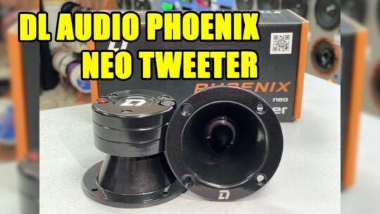 DL AUDIO PHOENIX NEO TWEETER | Обзор + Замер c Machete MT-23 neo и Kicx Tornado DTN48 neo