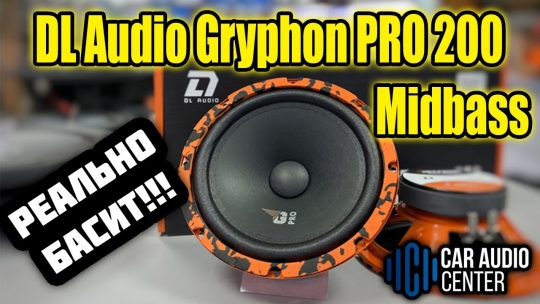 Dl Audio Gryphon Pro 200 Midbass (Реально БАСИТ!!!) VS URAL AS-W200MB