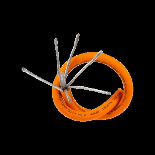 Raven Power Cable 8 Ga Orange